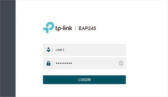 How to set up a TP-Link EAP via a web browser? - TP-Link SMB