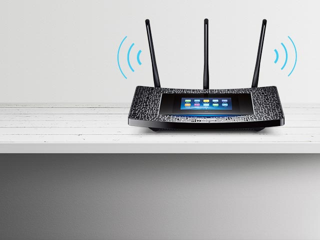 TP-Link Touch P5 V1 Router Driver (2019)