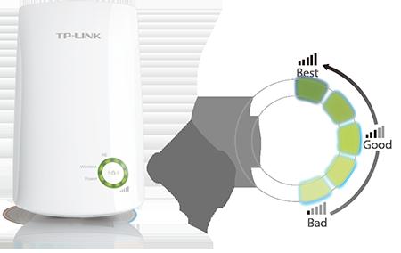 Tl Wa854re 300mbps Universal Wi Fi Range Extender Tp