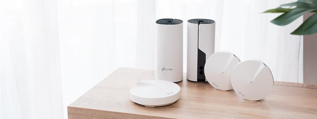 Wi-Fi Mesh система для всего дома