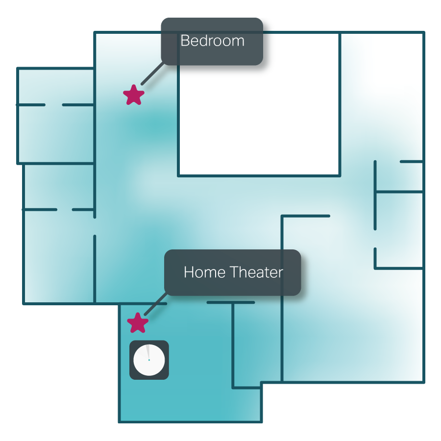 Deco M5 | Deco Whole-Home Wi-Fi | TP-Link