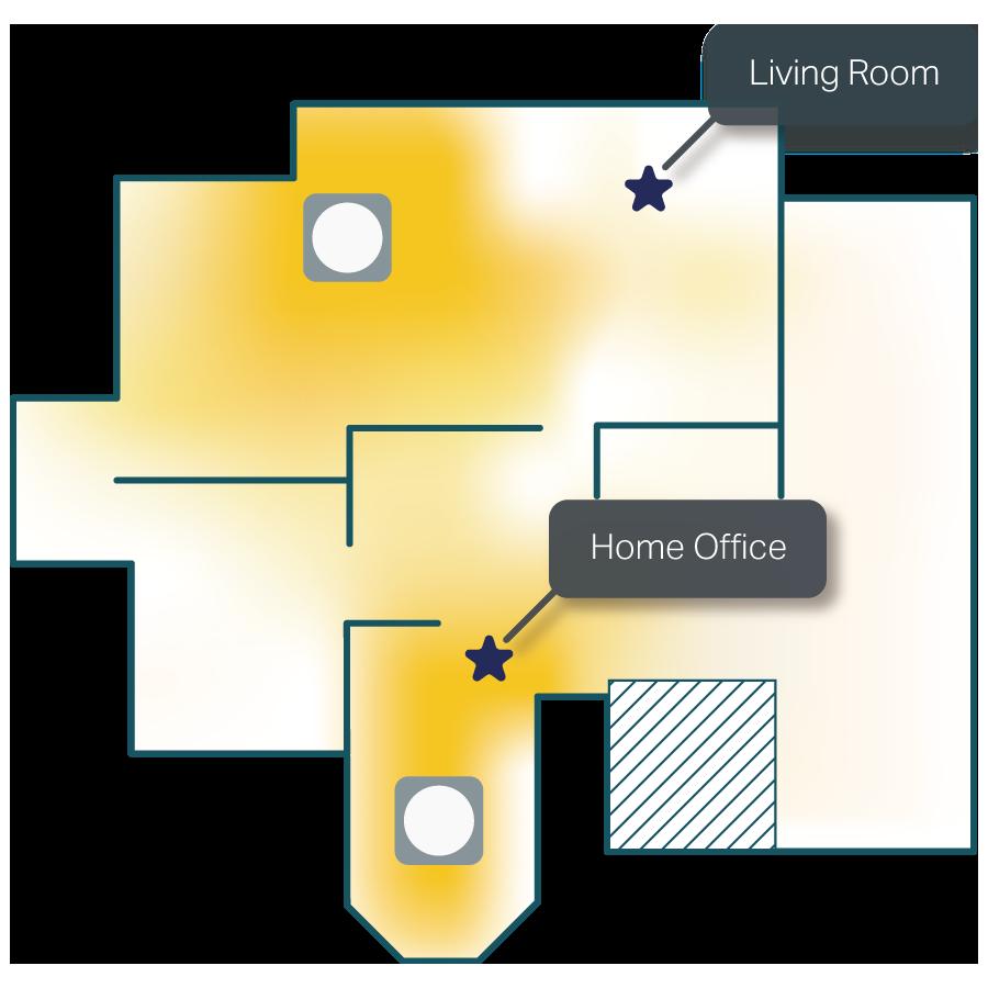 Deco M5 | Deco Whole-Home WiFi | TP-Link
