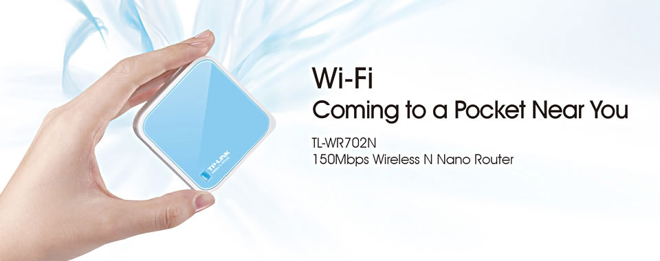 Wi-Fi, Coming to a Pocket Near You