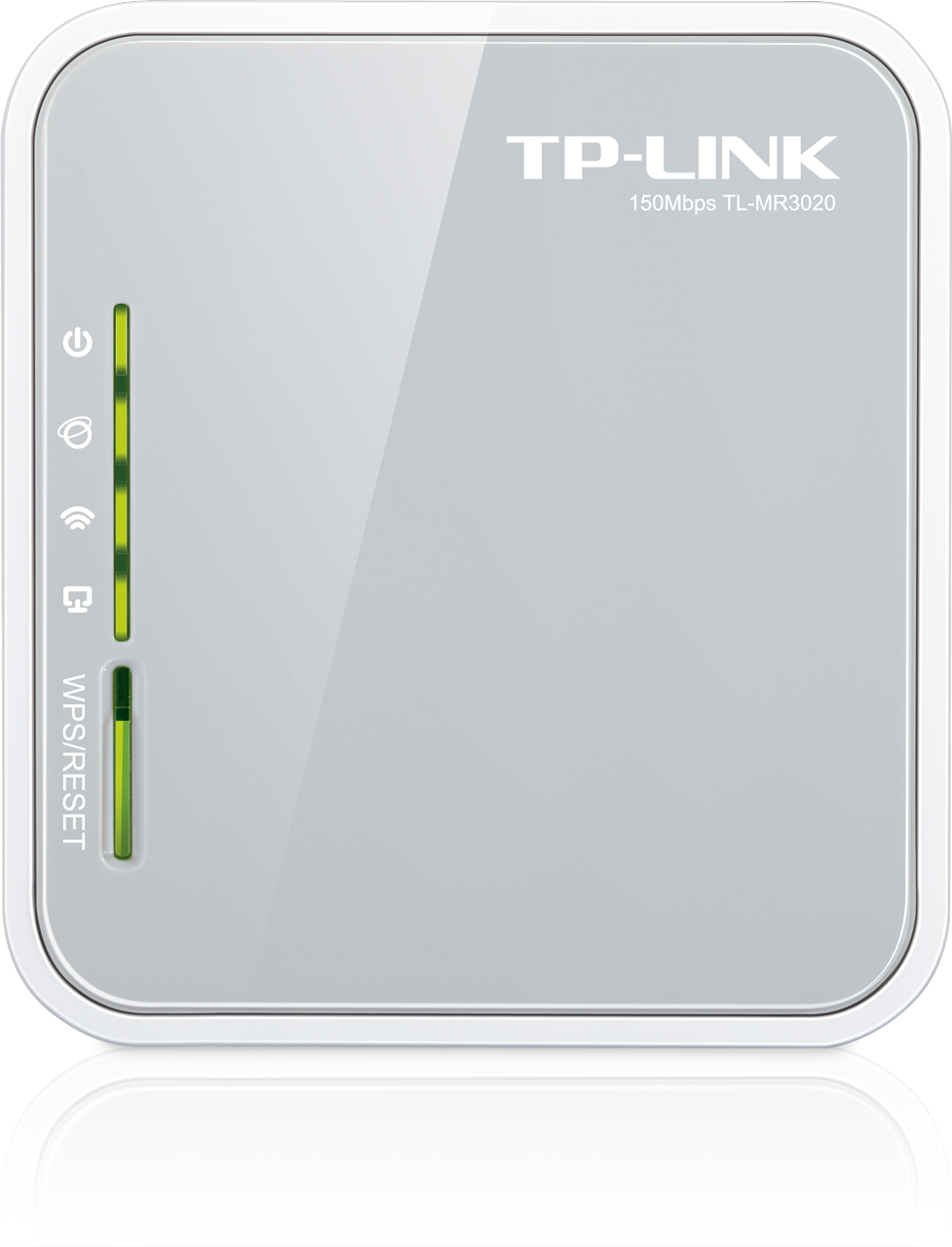 Portable 3G/4G Wireless N Router TL-MR3020 - Welcome to TP-LINK