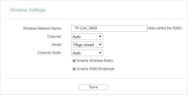 TL-WR940N V6 User Guide | TP-Link