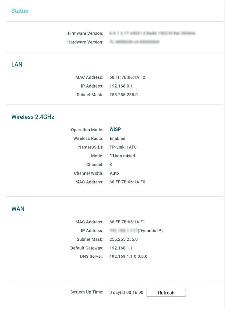 TL-WR802N V4 User Guide | TP-Link